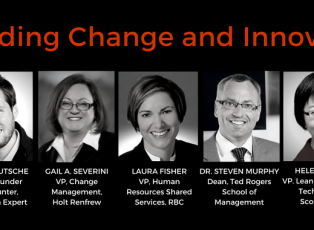 The Change Leadership Conference Toronto. May 31st, 2017